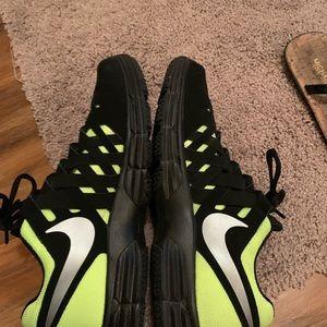 Nike Shoes - Nike Lunar Fingertrap FR Neon Men's Size 9